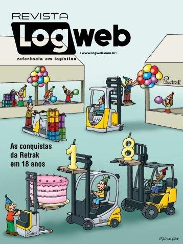 Edição 111 download da revista completa - Logweb