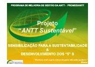 Sensibilização para Sustentabilidade e ... - GesANTT