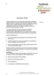 (SMKS) søger en engageret og serviceminded pedel - Syddansk ...