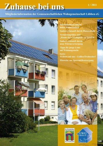 mitgliederzeitung-2011-1 - Gwg-luebben.de
