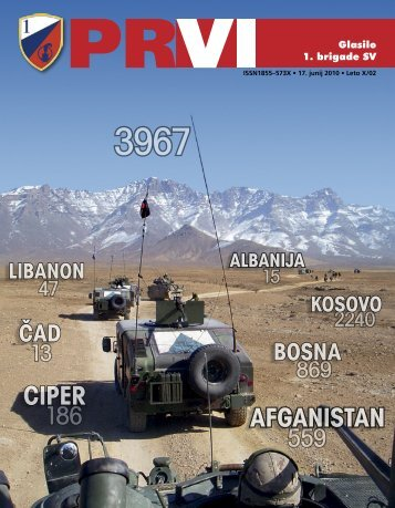 Leto VIII/02 - Slovenska vojska