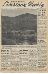 April 14, 1949 - Livestock Weekly!