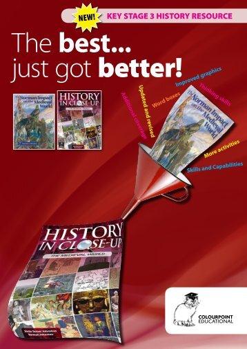 The best... just got better! - Colourpoint Books