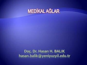 5-Hafta-Biomedikal ağlar.pdf - Hasan Hüseyin BALIK