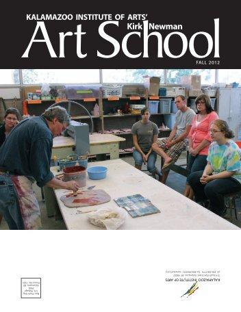 FALL 2012 - Kalamazoo Institute of Arts