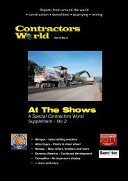 At The Shows - Contractors World