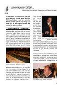 1. Dezember 1. Dezember - Musikverein Sissach - Page 6