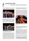 1. Dezember 1. Dezember - Musikverein Sissach - Page 7