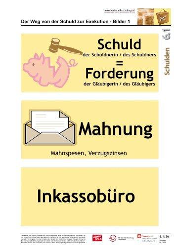 Mahnung K2603863