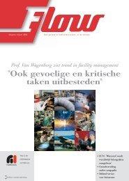 Flow magazine najaar 2002 - Linde Gas Benelux