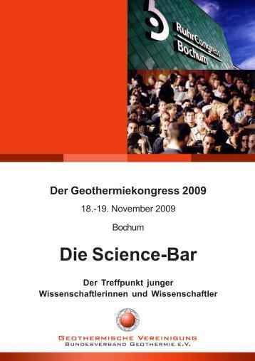Die Science-Bar