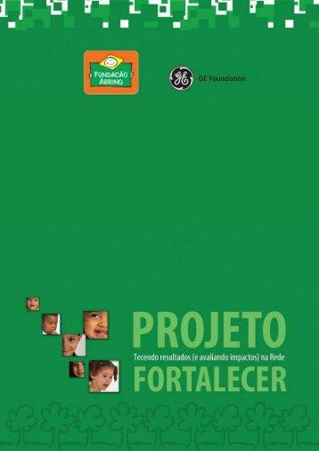 projeto fortalecer - Fundação Abrinq