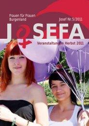 Veranstaltungen Herbst 2011 J SEFA - Verein für Frauen