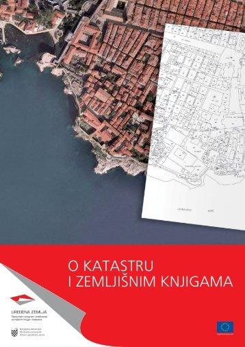 """O katastru i zemljišnim knjigama""... - Zagreb.hr"