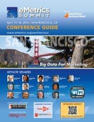 Session Descriptions - Emetrics Summit