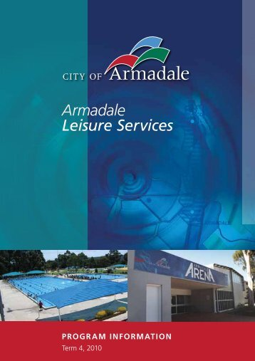 Armadale Leisure Services - City of Armadale