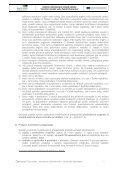 Zadávací dokumentace vydaná v souladu s ... - České Švýcarsko - Page 6