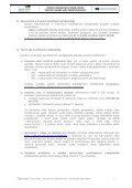 Zadávací dokumentace vydaná v souladu s ... - České Švýcarsko - Page 7