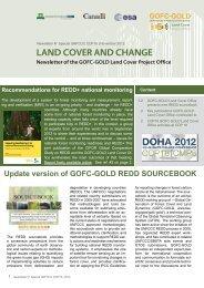 Newsletter UNFCCC COP18 - GOFC-GOLD LC-IT Office
