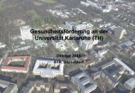 Universität Karlsruhe (TH)