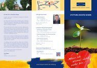 Informationsfaltblatt zum Download - Hospiz Hamm