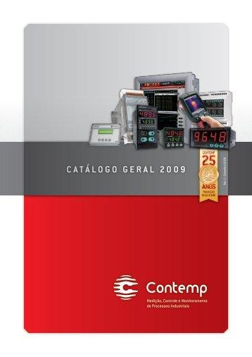 catálogo geral 2009-2010.indd - Contemp