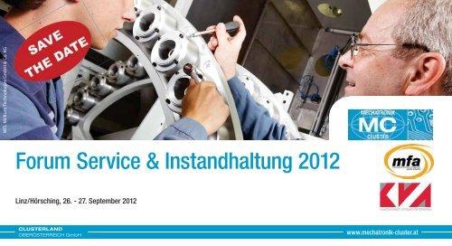 Forum Service & Instandhaltung 2012