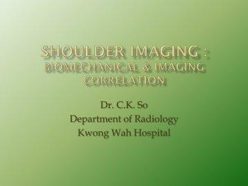 Dr. So - Hong Kong Physiotherapy Association