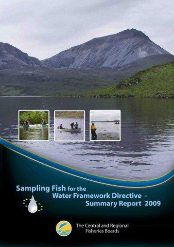 Summary Report 2009 - Inland Fisheries Ireland