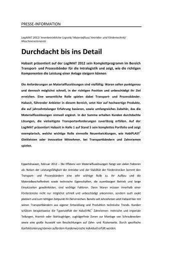 Durchdacht bis ins Detail - Pr-box.de