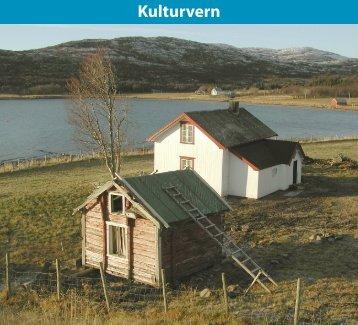 Kulturvern - Troms fylkeskommune