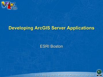 Arc Users Group 28
