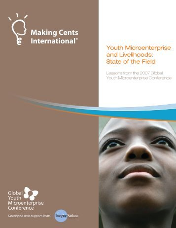 Youth Microenterprise and Livelihoods: State of the Field