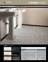 il marmi marble - Ames Tile & Stone