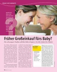 Der gesamte Artikel - Hebammenpraxis Eva-Maria Chrzonsz