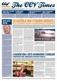The CCV Times 2014