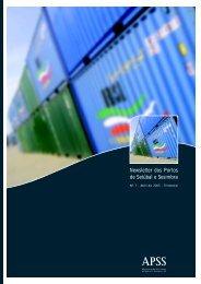 Newsletter dos Portos de Setúbal e Sesimbra - Porto de Setúbal