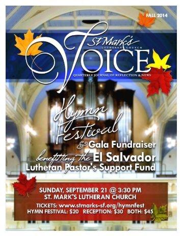 Voice-September-November-2014