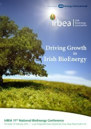 IrBEA 11th National BioEnergy Conference