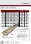 Katalog 2013 - Holz in Form Niedermeier GmbH - Page 7
