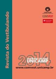 Revista do Vestibulando 2014 - Unicamp