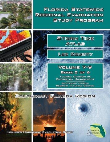 Book 5:Lee County Storm Tide Atlas - Southwest Florida Regional ...