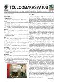 Eesti loomakasvatus 2011. aastal - Tõuloomakasvatus - Page 3