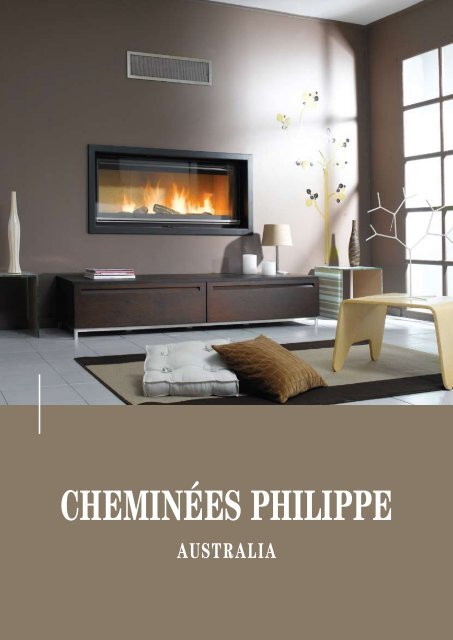 Cheminees Philippe Fireplace Catalogue 2012 Pdf