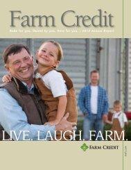Live. Laugh. Farm. - MidAtlantic Farm Credit