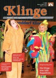 Die Klinge - Kinder- und Jugenddorf Klinge, Seckach