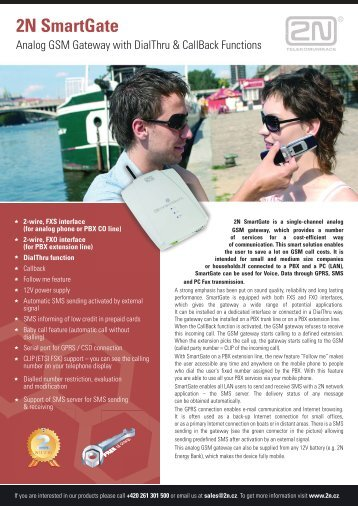 Product Brochure - Geita.net