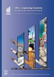 CRCs – Capturing Creativity 2002 - CRC Association