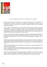 lire - CGT - Lorraine