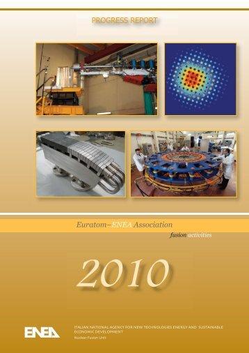Prime pagine RA2010FUS:Copia di Layout 1 - ENEA - Fusione